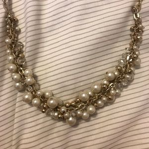 Limited Pearl and Gold Necklace